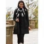 Collar Me Beautiful Coat by Luxe EY