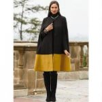 Color My World Wool Cape by Studio EY
