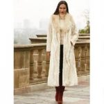 Fantasy Faux-Fur Coat by Luxe EY