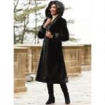 Long on Luxury Hooded Coat by Luxe EY