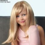 Miley Monofilament Children's Wig by Amore