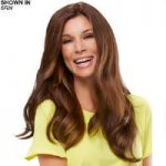 Top Form 18″ Remy Human Hair Clip-In Volumizer by Jon Renau