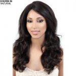 HBR-L.Jane Remy Human Hair Lace Front Wig by Motown Tress
