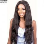 HBR-LS.Jay Remy Human Hair Lace Front Wig by Motown Tress