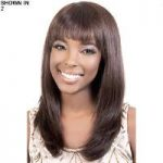 HIR-Annet Remy Human Hair Wig by Motown Tress