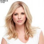 Top Style HH 12″ Monofilament Hair Piece by Jon Renau