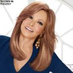 High Fashion Remy Human Hair Lace Front Wig by Raquel Welch Couture