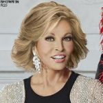 The Art of Chic Remy Human Hair Lace Front Wig by Raquel Welch Couture