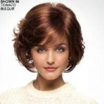 Danica Monofilament Wig by Revlon