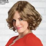 Calista Monofilament Wig by Revlon