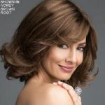 Analisa Human Hair Monofilament Wig by Revlon