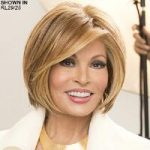 Straight Up with a Twist Lace Front Monofilament Wig by Raquel Welch