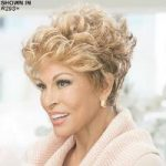 The New Romantic Lace Front Monofilament Wig by Raquel Welch