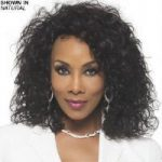 Oria Human Hair Wig by Vivica Fox