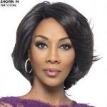 Kaia Lace Front Human Hair Wig by Vivica Fox