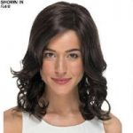 Monroe Lace Front Monofilament Wig by Estetica Designs