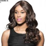 Davita Human Hair Blend Lace Front Wig by Foxy Lady