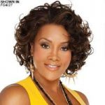 Obsess-V Lace Front Remy Human Hair Wig by Vivica Fox