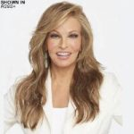 Miles of Style Lace Front Monofilament Wig by Raquel Welch