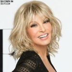 Stop Traffic Monofilament Wig by Raquel Welch