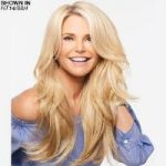 21″ Straight Extension by Christie Brinkley