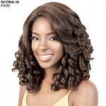 LDP-Polly Futura Lace Front Wig by Motown Tress