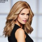 High Profile Lace Front Human Hair Wig by Raquel Welch