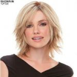 Top Form 6-8″ Remy Human Hair Topper Hair Piece by Jon Renau