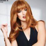 Human Hair Bang Hair Piece by Raquel Welch