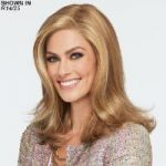 Love Love Love Lace Front Monofilament Wig by Raquel Welch