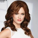 Knockout Lace Front Human Hair Wig by Raquel Welch