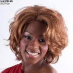 PL-Sanaa Lace-Front Wig by Pazazz