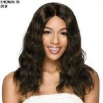 Natural Wave Human Hair Blend Clip-In Extension Set by Vivica Fox