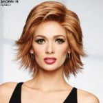 Stunner Lace Front Human Hair Wig by Raquel Welch