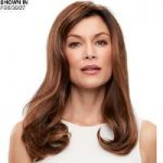 Top Form French 18″ Remy Human Hair Topper Hair Piece by Jon Renau