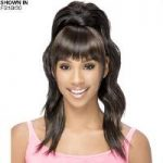 BP-Yuna Futura Hair Piece by Vivica Fox