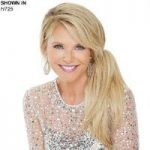 12″ Clip-In Pony Hair Piece by Christie Brinkley