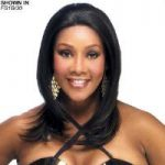 Miracle Lace Front Human Hair Wig by Vivica Fox