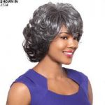 Germaine Hand-Tied Wig by Foxy Silver