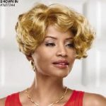 River WhisperLite Wig by Diahann Carroll
