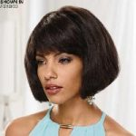 Rosaria Human Hair Wet 'n' Wavy Wig by Especially Yours